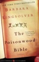 Book cover: The Poisonwood Bible by Barbara Kingsolver
